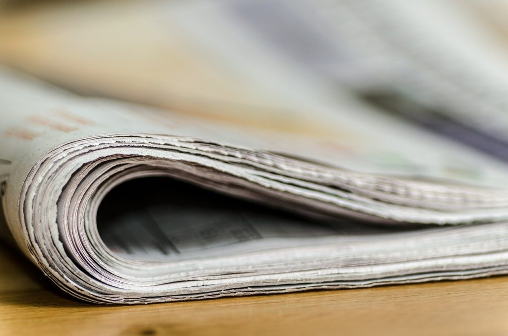 newspapers, leeuwarder courant, press